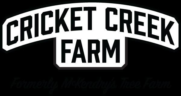 Cricket Creek Farm Logo formerly McKendry's